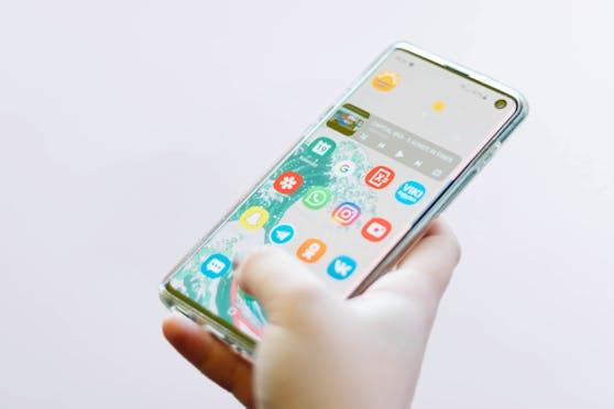 Die neue App wurde speziell für junge Leute entworfen.