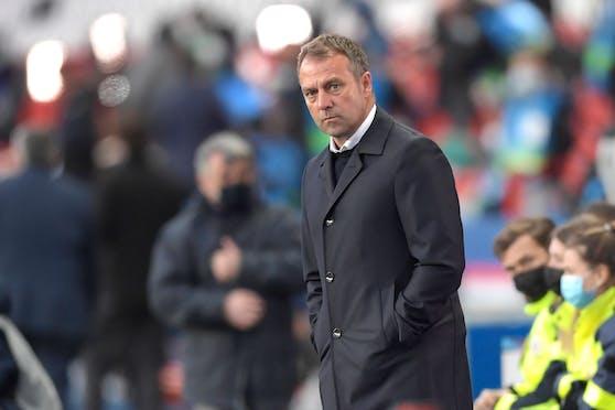 Bayern-Coach Hansi Flick.