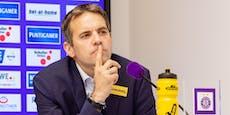 Austria-Sponsor gibt seinen Rückzug bekannt
