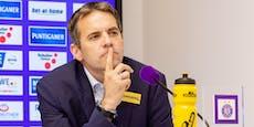 Austria verkündet die Trennung von Boss Kraetschmer