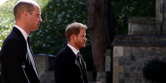 Kommt es zwischen Prinz William und Harry zur Versöhnung?