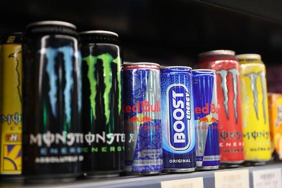 Ein Student trank vier Dosen Energy-Drinks pro Tag.