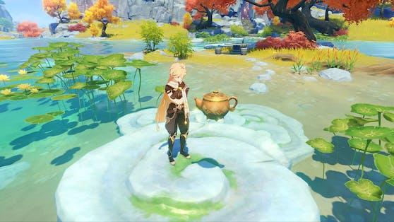 Die PS5-Version des Free-to-Play-Spiels von miHoYo verfeinert das Open-World-Erlebnis.