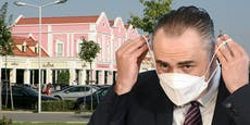 Outlet & Co. – Doskozil verhängt Outdoor-Maskenpflicht