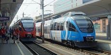Bombendrohung in Zug von Wien: Waggon gestürmt!