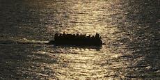 Dutzende Tote bei Untergang von Flüchtlingsboot