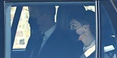 Trauerfeier von Prinz Philip – Kate und William sind da