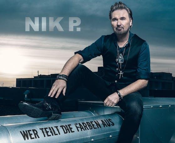 """Nik P. veröffentlicht seine neue Single """"Wer teilt die Farben aus"""""""