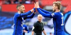 Chelsea kickt City raus, zieht ins FA-Cupfinale ein