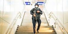 Bombenalarm in Linz: Polizei überwältigt 30-Jährigen