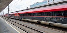 Wien – Berlin: Mit dem Zug bald nur vier Stunden