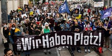 Höchste Zahl von Asylanträgen in Österreich seit 2017