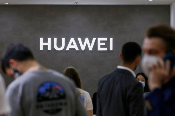 """Die Katze ist aus dem Sack: Huawei eröffnet in Wien einen """"Experience Store""""."""