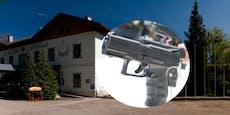 Unfall in Linz: 31-Jährige schießt sich in den Hals