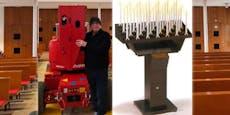 Nach Brandanschlag: Kirche bekommt jetzt LED-Kerzen