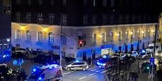Verfolgungsjagd mit Polizei endet mit Crash für Wiener