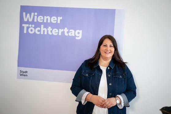 Vizebürgermeisterin und Frauenstadträtin Kathrin Gaal (SPÖ) lädt zum digitalen Töchtertag.