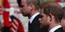 Die bewegendsten Momente bei der Trauerfeier für Philip