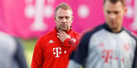 Hansi Flick will bei den Bayern aufhören.