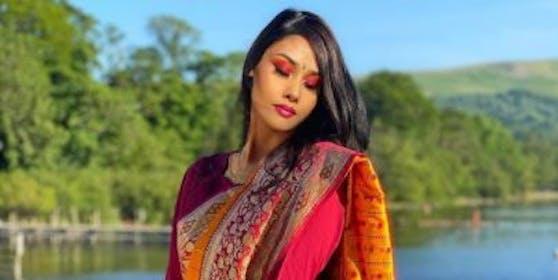 Schönheitskönigin Saarah Ahmed verlor mit nur 20 Jahren ihr Leben an eine seltene Erbkrankheit.