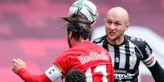2:0! Salzburg schüttelt auch den LASK ab