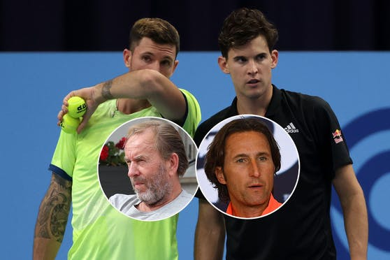 Bresnik coacht wieder Novak, Thiem weiterhin Thiem.