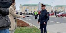 Polizei erklärt Aktion gegen Wiener Shopping-Rebellen