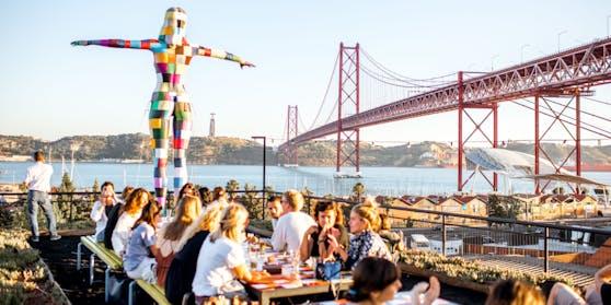 Portugal öffnet wieder seine Restaurants, Bars und Cafés (im Bild; Lissabon)