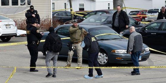 Bei dem Vorfall wurden drei Menschen, offenbar gezielt, getötet.