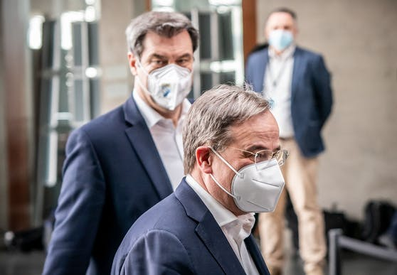 Der Streit um die Kanzlerkandidatur in Deutschland ist noch nicht vorbei. Sowohl CSU-Chef Markus Söder, als auch CDU-Vorsitzender Armin Laschet wollen als Spitzenkandidat zur Wahl antreten.