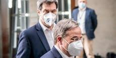 CDU-Bundesvorstand für Laschet als Kanzlerkandidat