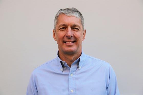 Franz Weber, CEO der Cybertrap Software GmbH.