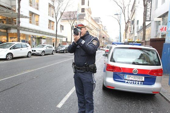 1.805 Raser gingen der Polizei 2020 täglich ins Radar.