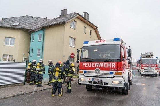Wohnungsbrand in Neunkirchen am vergangenen Donnerstag.