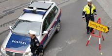 16-Jähriger rammt Wagen direkt in Polizeiauto