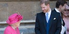 Queen ist von Harrys Anschuldigungen enttäuscht