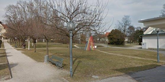 Der Vorfall ereignete sich im Klagenfurter Goethepark.