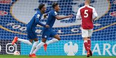 ÖFB-Talent zaubert bei Chelsea mit Traumtoren