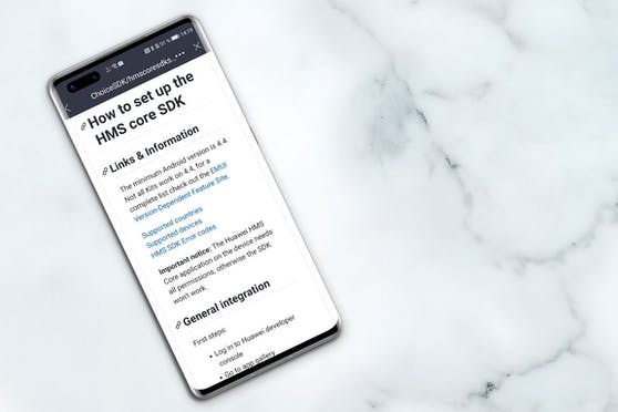 Open-Source-Lösung bringt Android Apps in die Huawei AppGallery.