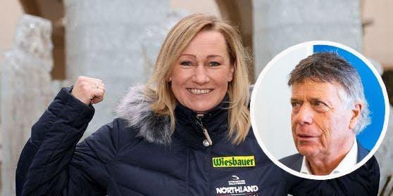 """Renate Götschl kandidiert als ÖSV-Präsidentin: """"Mit Tabus brechen."""""""