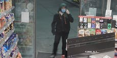 Kärntner ohne Schuhe überfällt Tankstelle mit Ärmel