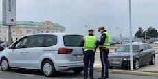 Die Fotos – so werden Wiener Shopping-Sünder abgestraft