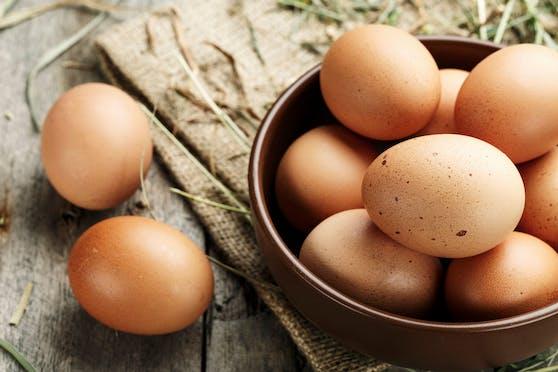 Eier sind viel länger genießbar als viele vermuten.