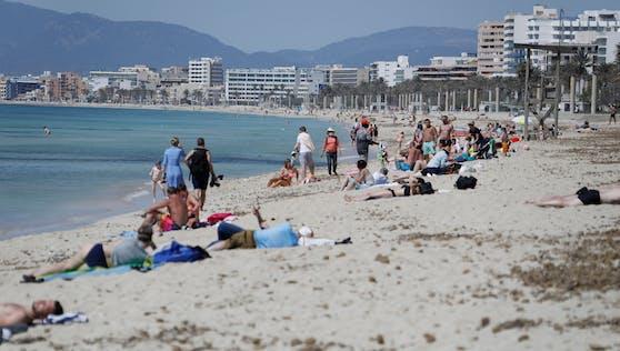 Auf Mallorca werden derzeit keine Partys gefeiert.