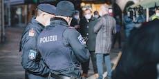 Polizei kontrolliert Quarantäne über 3.000 Mal pro Tag