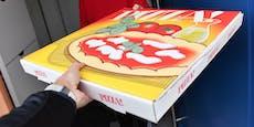 Missverständnis führt zu Rauferei mit Pizza-Boten