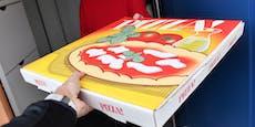 Pizza-Lieferant im Park ausgeraubt – Täter in Haft