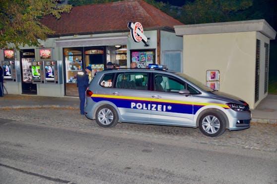 Überfall auf Trafik in Trumau