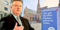 Lockdown in Wien – jetzt sagt Ludwig, wie es weitergeht