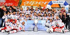 5:3-Sieg! Der KAC gewinnt die ICE Hockey Liga